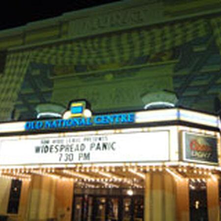 10/11/11 Murat Theatre, Indianapolis, IN