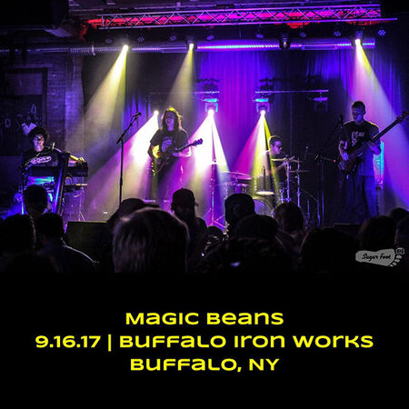 09/16/17 Buffalo Iron Works, Buffalo, NY