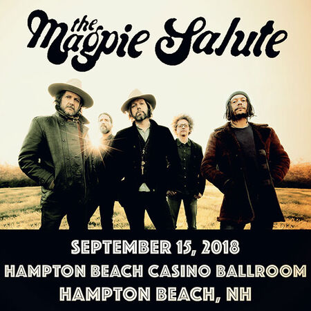 09/15/18 Hampton Beach Casino Ballroom, Hampton Beach, NH