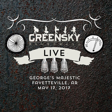 05/17/17 George's Majestic, Fayetteville, AR
