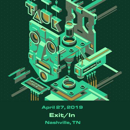 04/27/19 Exit   In, Nashville, TN