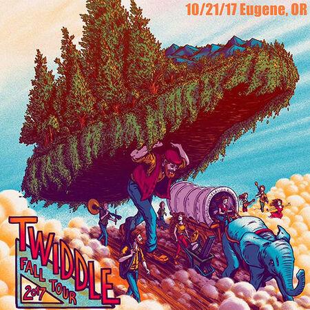 10/21/17 Hifi Music Hall, Eugene, OR