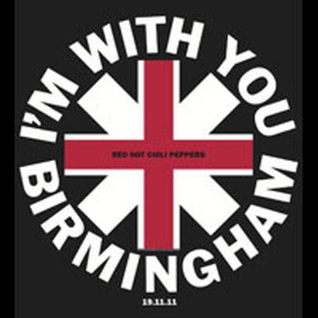 11/19/11 LG Arena, Birmingham, UK