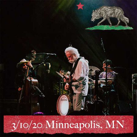 03/10/20 The Fillmore, Minneapolis, MN