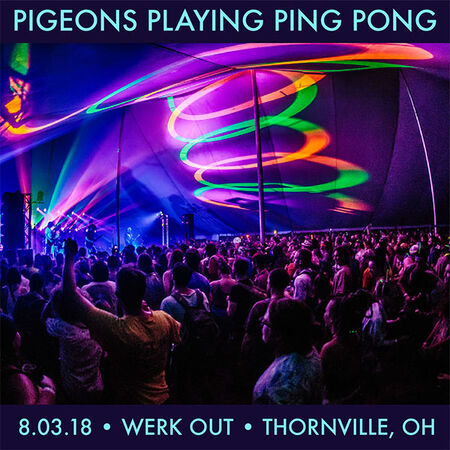 08/03/18 Werk Out Festival, Thornville, OH