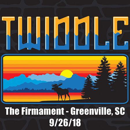 09/26/18 The Firmament, Greenville, SC