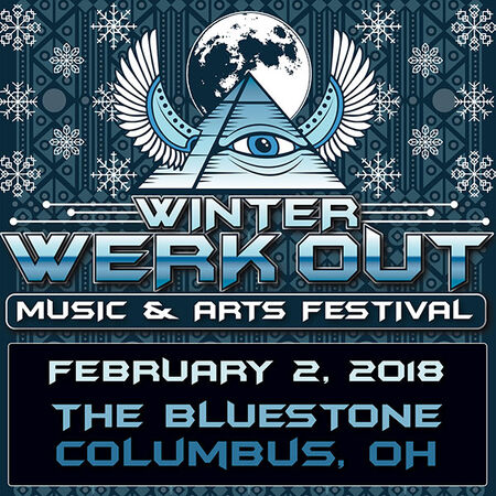 02/02/18 The Bluestone, Columbus, OH