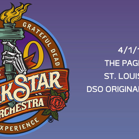 04/01/17 The Pageant, St. Louis, MO