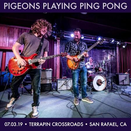 07/03/19 Terrapin Crossroads, San Rafael, CA