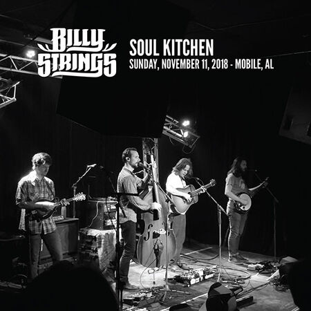 11/11/18 Soul Kitchen Music Hall, Mobile, AL