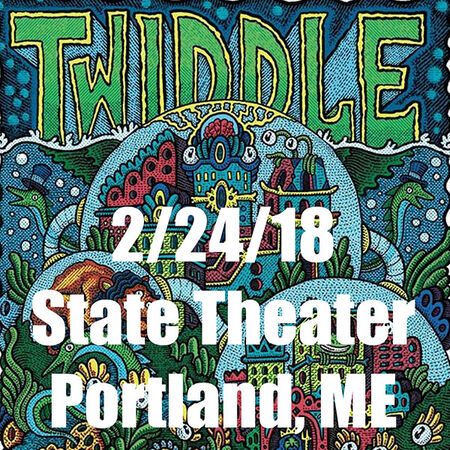 02/24/18 State Theater, Portland, ME