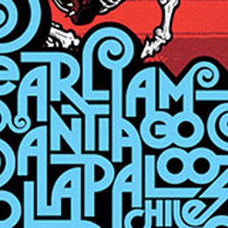 04/06/13 Lollapalooza, Santiago, CL