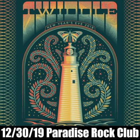 12/30/19 Paradise Rock Club, Boston, MA