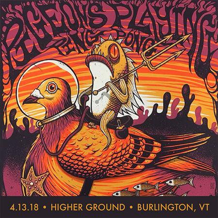 04/13/18 Higher Ground, Burlington, VT