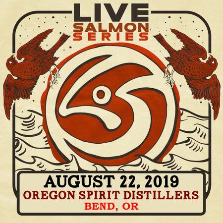 08/22/19 Oregon Spirit Distillers, Bend, OR