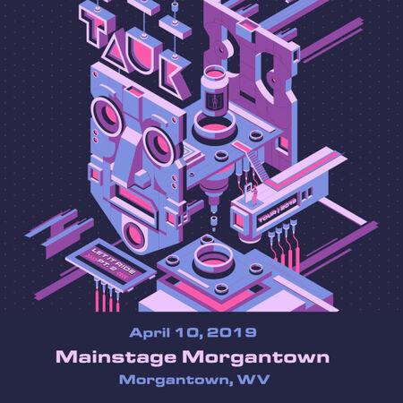 04/10/19 Mainstage Morgantown, Morgantown, WV
