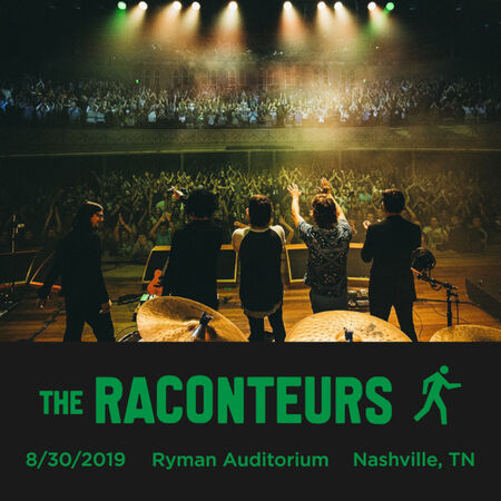 08/30/19 Ryman Auditorium, Nashville, TN