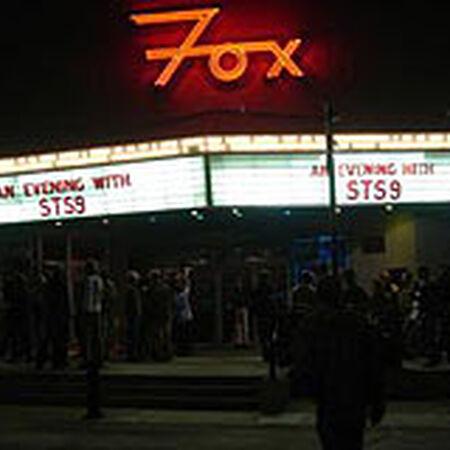 09/08/06 Fox Theatre, Boulder, CO