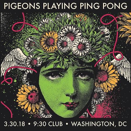 03/30/18 9:30 Club, Washington, DC