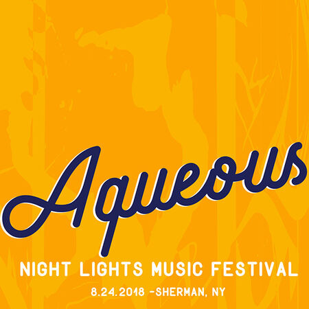 08/24/18 Night Lights Music Festival, Sherman, NY