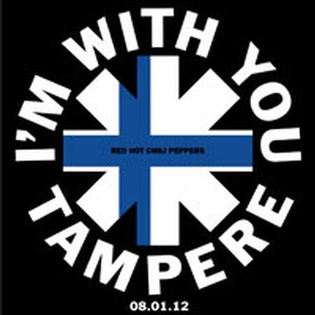 08/01/12 Ratinan Stadium, Tampere, FIN