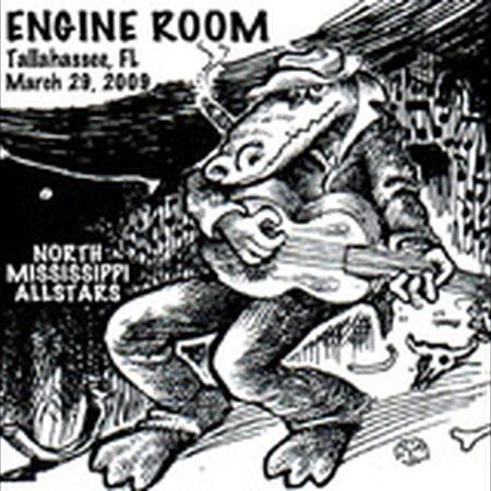 03/29/09 Engine Room, Tallahassee, FL
