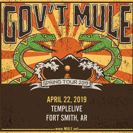 04/22/19 TempleLive, Fort Smith, AR