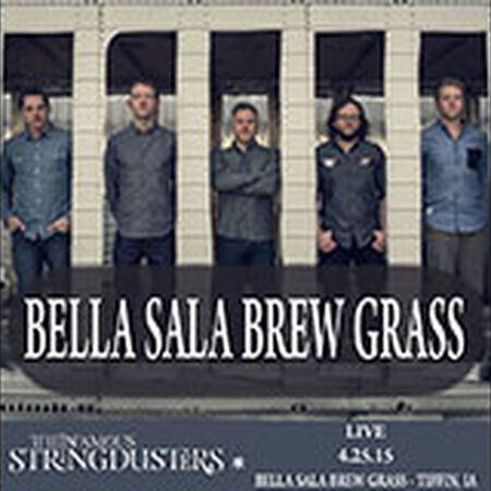 04/25/15 Bella Sala Brew Grass, Tiffin, IA