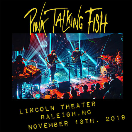 11/13/19 Lincoln Theater, Raleigh, NC