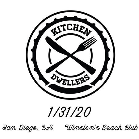 01/31/20 Winston's Beach Club, San Diego, CA