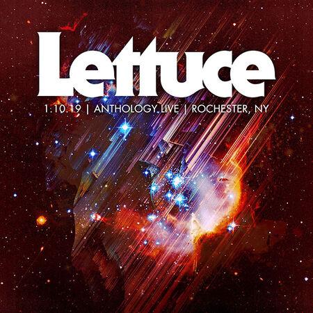 01/10/19 Anthology, Rochester, NY