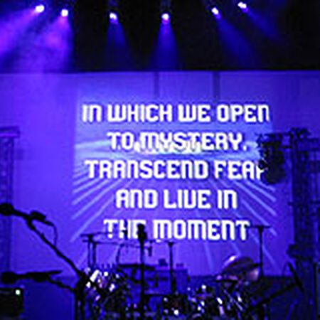 12/31/03 Auditorium Theater, Chicago, IL