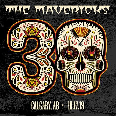 10/17/19 MacEwan Hall, Calgary, AB