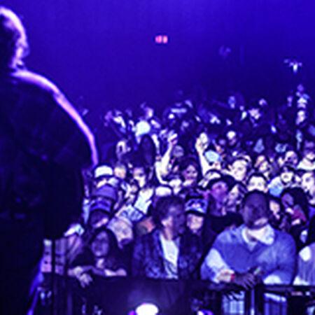 10/29/13 Brady Theater, Tulsa, OK