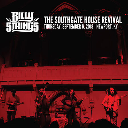 09/06/18 The Southgate House Revival, Newport, KY