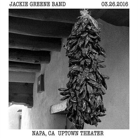 03/26/16 Uptown Theatre, Napa, CA