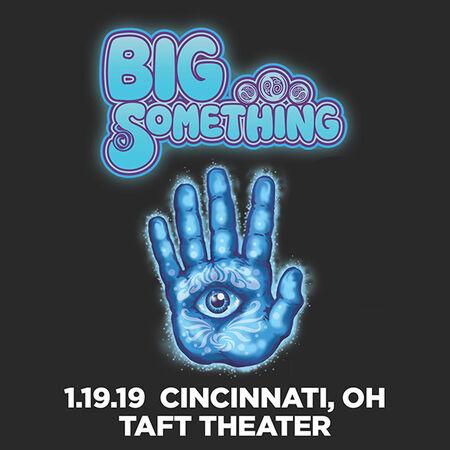 01/19/19 Taft Theater, Cinicinnati, OH