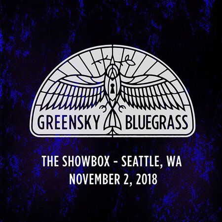 11/02/18 The Showbox, Seattle, WA