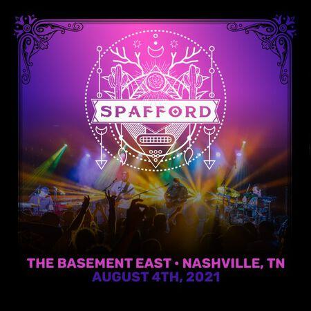 08/04/21 The Basement East, Nashville, TN