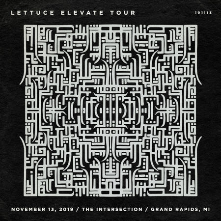 11/13/19 The Intersection, Grand Rapids, MI