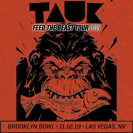 11/12/19 Brooklyn Bowl, Las Vegas, NV