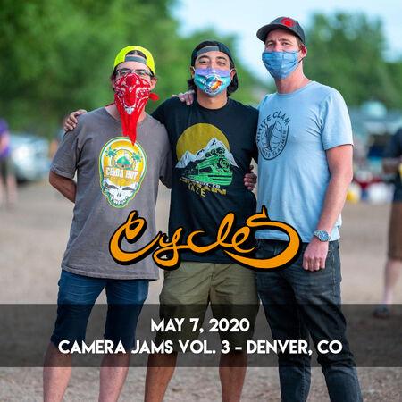 05/07/20 Camera Jams Vol. 3, Denver, CO