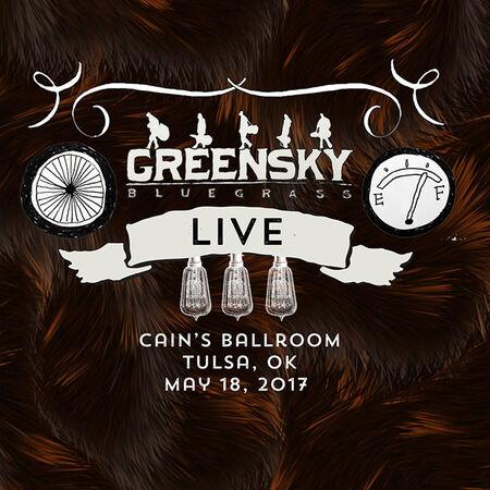 05/18/17 Cain's Ballroom, Tulsa, OK