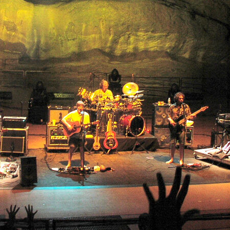 07/05/02 Red Rocks Amphitheatre, Morrison, CO