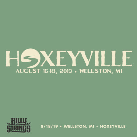 08/18/19 Hoxeyville Music Festival, Wellston, MI