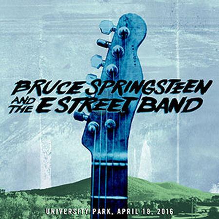 04/18/16 Bryce Jordan Center, University Park, PA