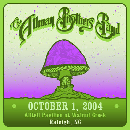 10/01/04 Alltell Pavilion at Walnut Creek, Raleigh , NC