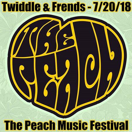 07/20/18 Peach Music Festival, Scranton, PA