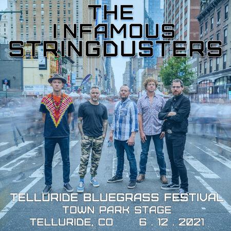 06/12/21 Telluride Bluegrass Festival - Main Stage, Telluride, CO