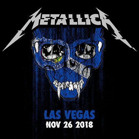 11/26/18 T-Mobile Arena, Las Vegas, NV